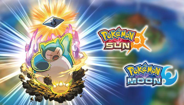 Pokémon: 'Don't Miss Out on Munchlax in Pokémon Sun and Pokémon Moon'