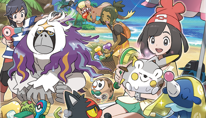 Pokémon Sun & Moon – Care for Your Pokémon with Pokémon Refresh