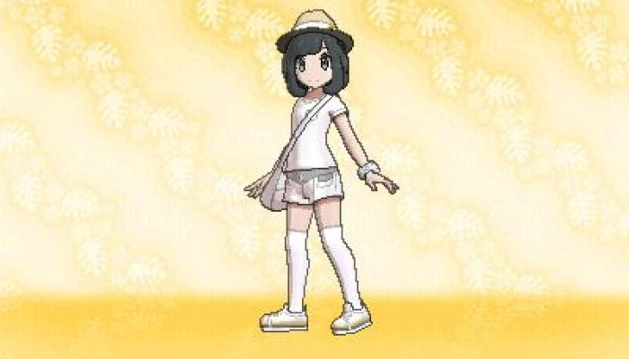 Pokémon Sun & Moon – Dress for Success with Alola Fashions