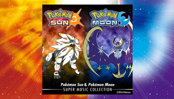 Pokémon: 'Enjoy the Beautiful Music of Pokémon Sun and Pokémon Moon (Out Now)'