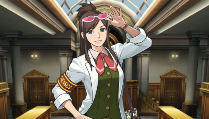 Capcom: 'Ace Attorney Character Profiles: Ema and Forensics'
