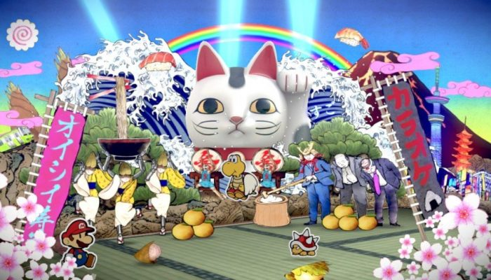 NoE: 'Splash the colour back at our updated Paper Mario: Color Splash gamepage!'