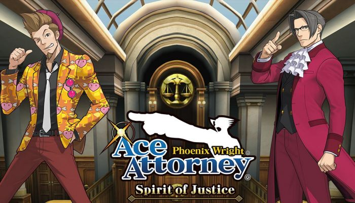 Capcom: 'Ace Attorney Character Profiles: Larry Butz and Miles Edgeworth'
