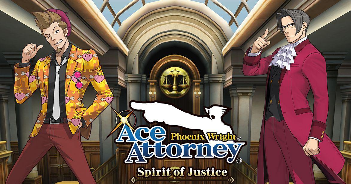 ace attorney edgeworth office
