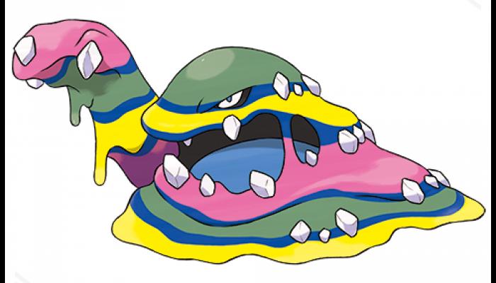 Pokémon Sun & Moon – Alolan Muk
