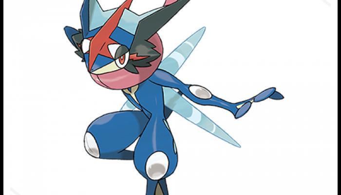 Pokémon Sun & Moon – Ash-Greninja