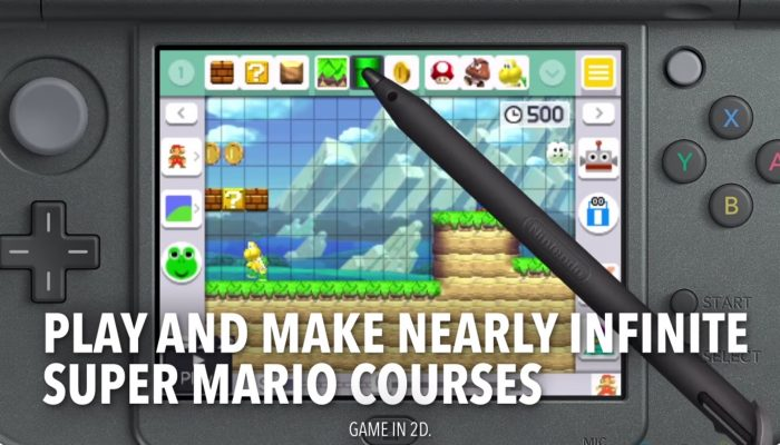 Nintendo 3DS Direct 9.1.2016 – Quick Look