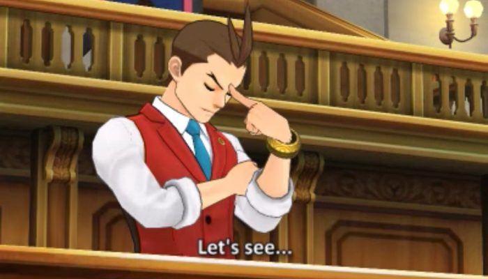 Phoenix Wright: Ace Attorney Spirit of Justice – Final Countdowns