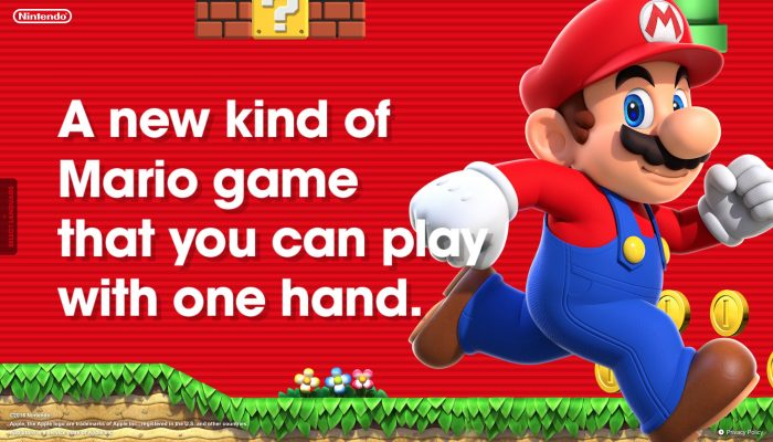 NCL: 'Super Mario Run Coming To iPhone & iPad This December'