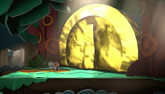 Paper Mario: Color Splash – Japanese Overview Trailer