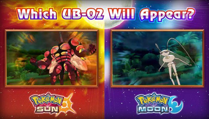 Pokémon Sun & Moon – More Ultra Beasts Make Their Debut! Trailer