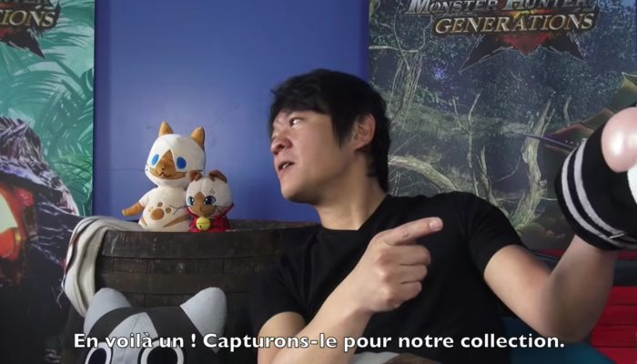 Monster Hunter – Un Felyne peut en cacher un autre