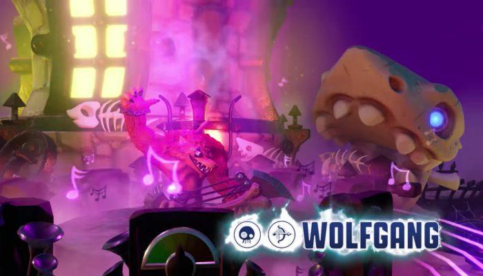 Skylanders Imaginators – Meet Wolfgang