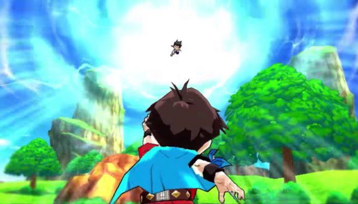 Dragon Ball Fusions – Announcement Trailer