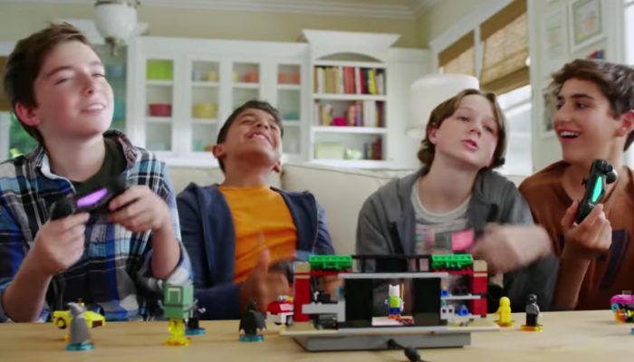 LEGO Dimensions – Bigger Battles! Commercial