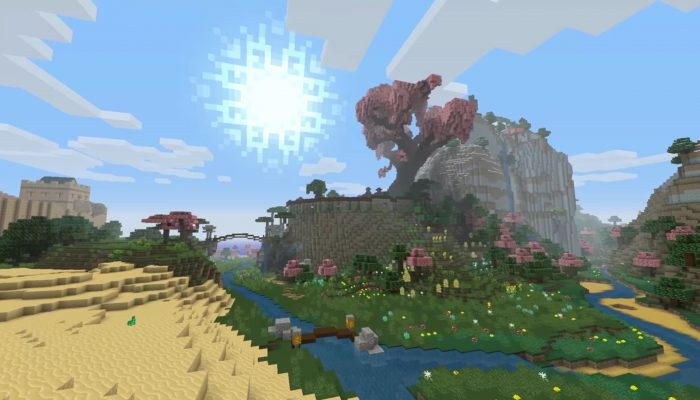 Minecraft: Wii U Edition – Chinese Mythology Mash-Up Pack Trailer