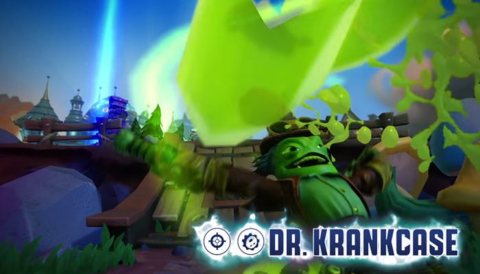 Skylanders Imaginators – Meet Dr. Krankcase
