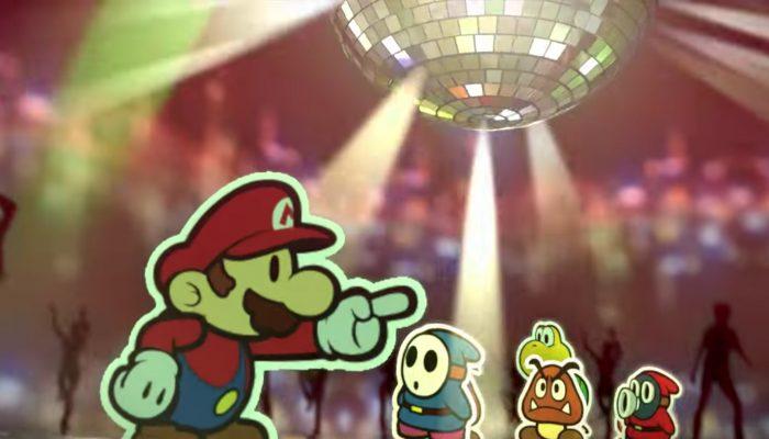 Paper Mario: Color Splash – Japanese Commercials