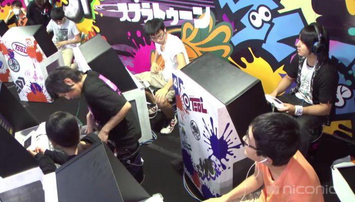 Splatoon – Japanese Koshien 2017 Toukai Region Tournament Finals