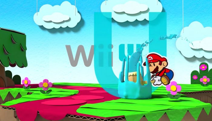 Paper Mario : Color Splash – Bande-annonce L'histoire se dévoile