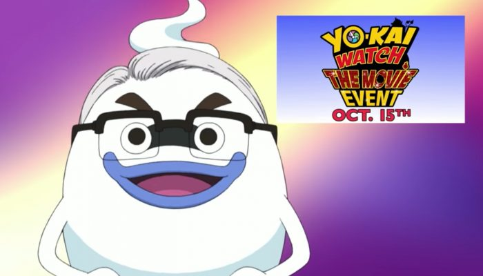 Yo-kai Watch: The Movie – Event Trailers