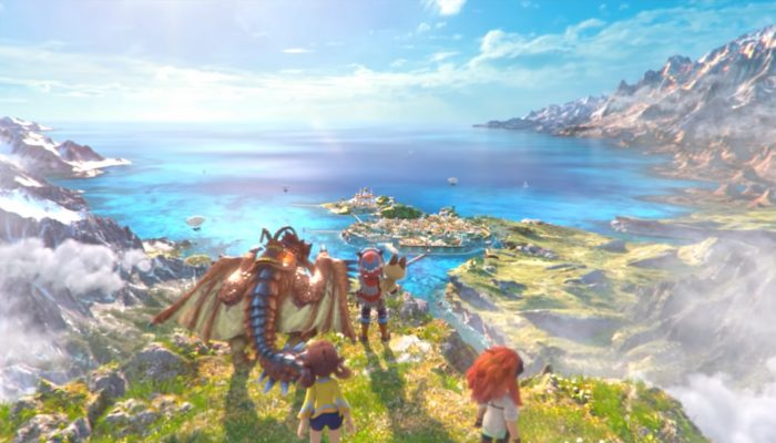 Monster Hunter Stories – Opening Movie
