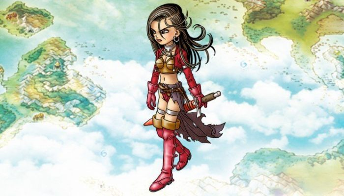 NoE: 'In shops and on Nintendo eShop now – Dragon Quest VII: Fragments of the Forgotten Past'