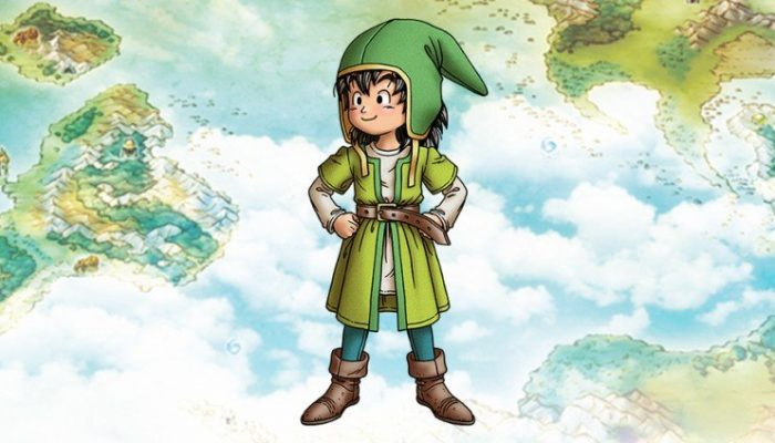 NoE: 'Travel to the past to save the world's future when Dragon Quest VII: Fragments of the Forgotten Past arrives on Nintendo 3DS on 16th September'