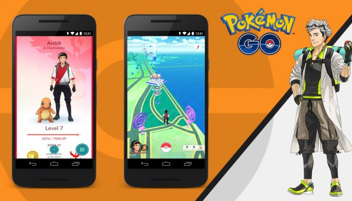Niantic: 'Buddy Pokémon and other updates in Pokémon Go version 0.37.0 for Android and 1.7.0 for iOS'