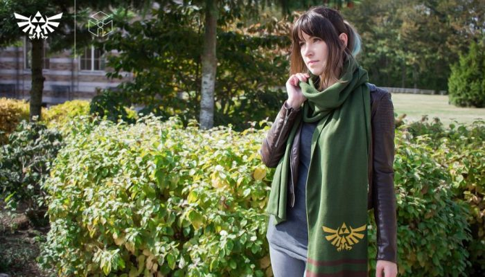 Musterbrand and Nintendo teaming up for a Zelda fashion collection
