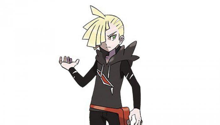 Pokémon Sun & Moon – Gladion