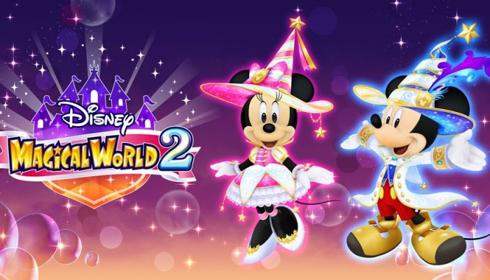 NoE: 'Disney Magical World 2 is coming to Nintendo 3DS family systems on 14th October 2016'