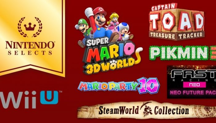 NoE: 'Must-have titles join the Nintendo Selects range!'
