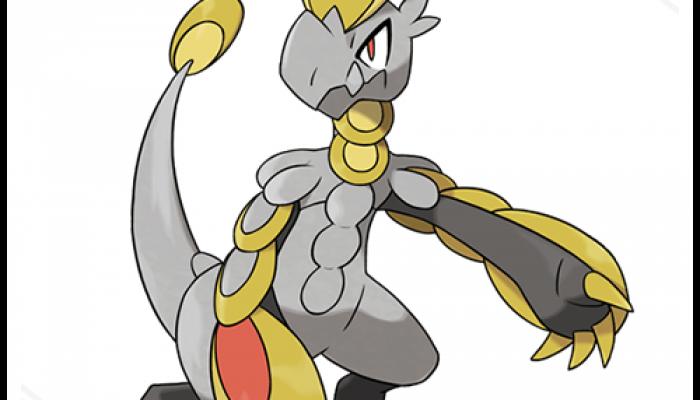 Pokémon Sun & Moon – Hakamo-o