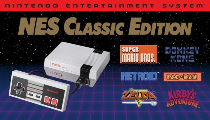 NoA: 'Retro meets modern with the Nintendo Entertainment System: NES Classic Edition'