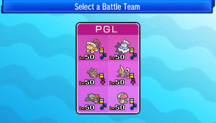 Pokémon Sun & Moon – More Fun at the Pokémon Global Link