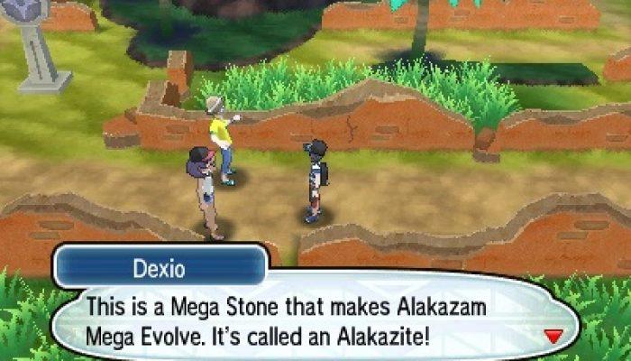 Pokémon Sun & Moon – Relive Mega Evolution!