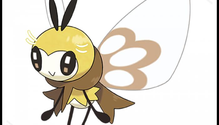 Pokémon Sun & Moon – Ribombee