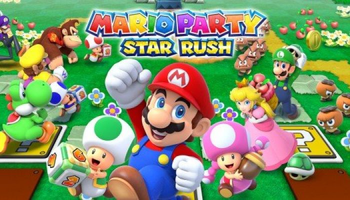 NoE: 'No more taking turns in Mario Party: Star Rush for Nintendo 3DS family systems from October 7th 2016'