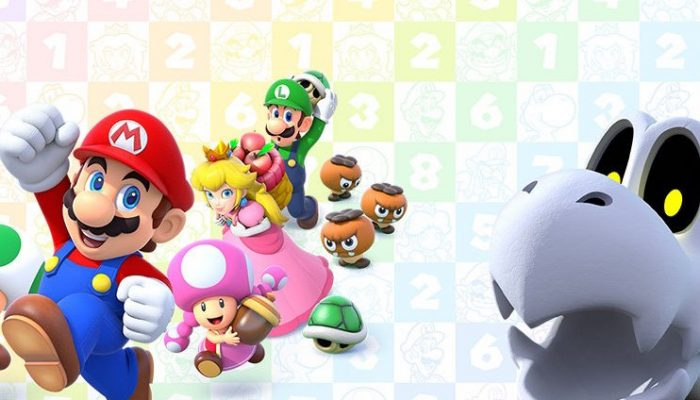 NoE: 'See the fun ahead at our Mario Party: Star Rush website!'