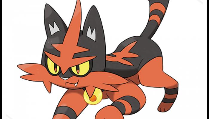 Pokémon Sun & Moon – Torracat