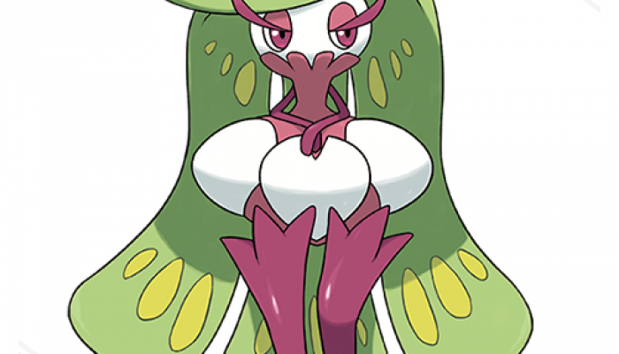 Pokémon Sun & Moon – Tsareena