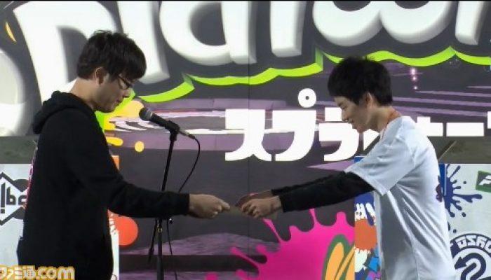 Splatoon – Pictures of the Japanese Koshien 2017 Tournament at the Hokkaido District