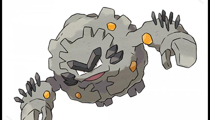Pokémon Sun & Moon – Alolan Graveler