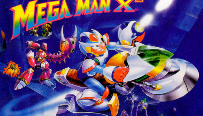 Capcom: 'Mega Man X2 dashes its way into the Nintendo 3DS Virtual Console (NA)'