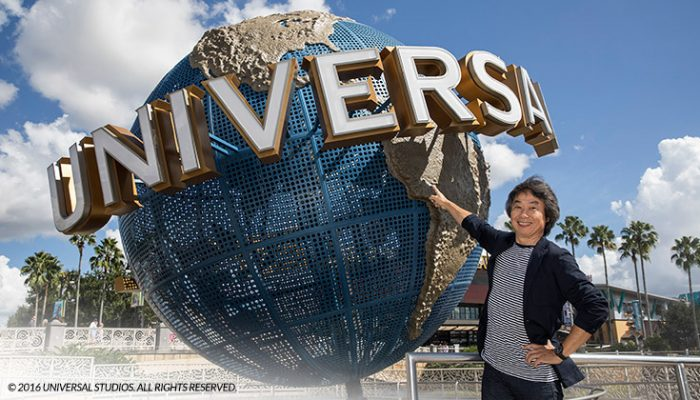 NoA: 'Universal Parks & Resorts and Nintendo will bring the fun of Nintendo to life with expansive, highly themed environments at Osaka, Orlando and Hollywood'