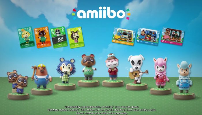 Animal Crossing: New Leaf – Welcome amiibo Commercial