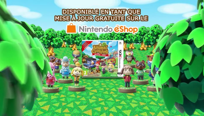 Animal Crossing : New Leaf Welcome amiibo – Vidéo des nouvelles fonctions