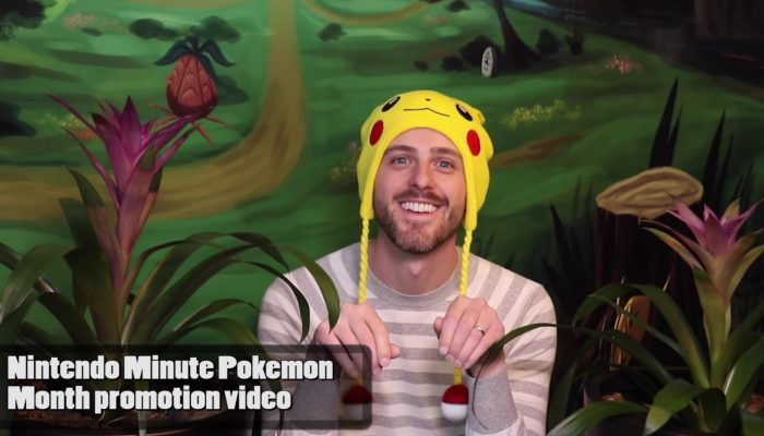 Nintendo Minute – Pokémon Month: Guess the Pokémon Challenge with JWittz