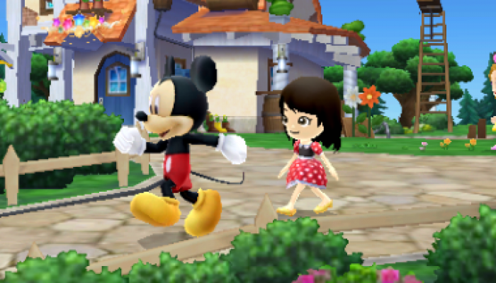 NoE: 'In shops and on Nintendo eShop now: Disney Magical World 2'